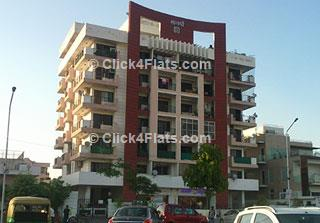 Manshri City Apartments