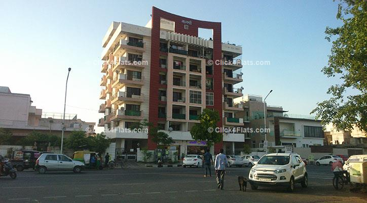 Manshri City Apartment Jaipur