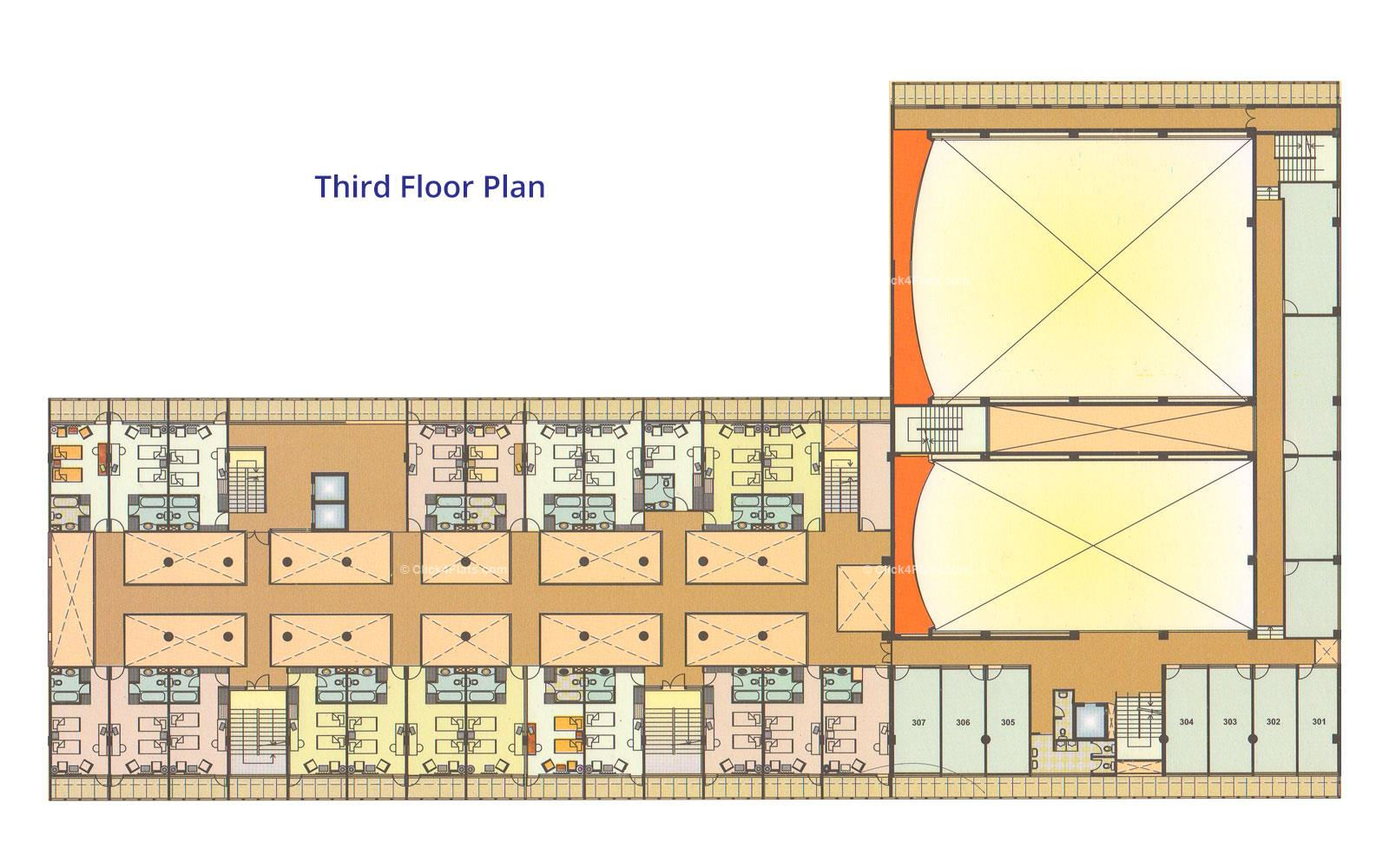 City star multiplex flats for sale in city star for Multiplex floor plans