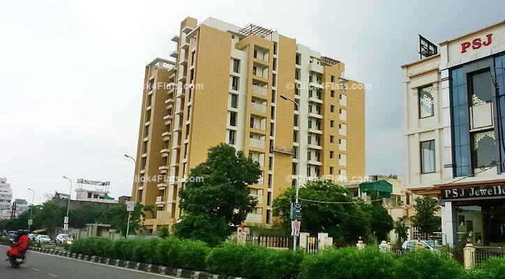 Park vaishali flats for sale in park vaishali at for F salon vaishali nagar