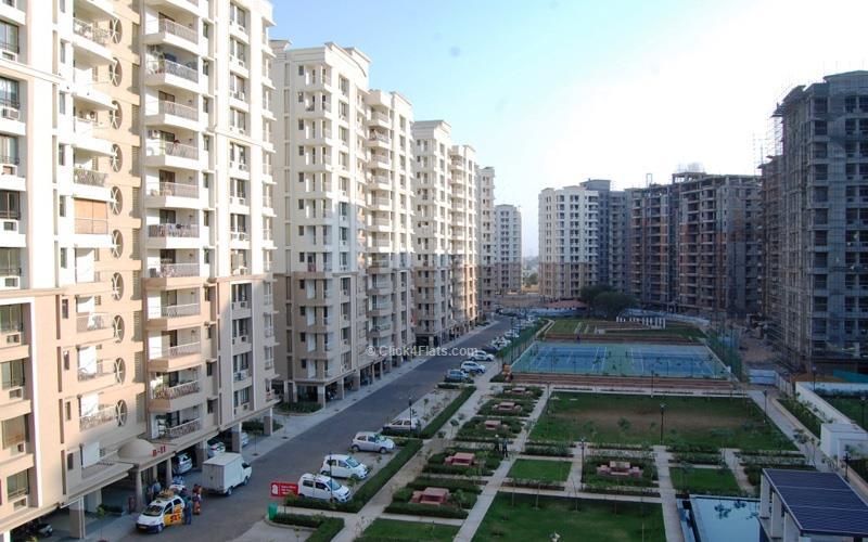 Rangoli gardens flats for sale in rangoli gardens at for F salon vaishali nagar