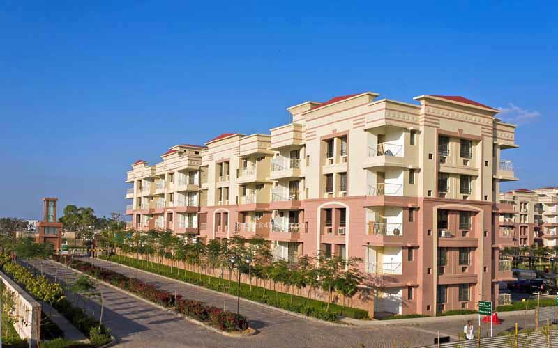Rangoli Gardens Apartments