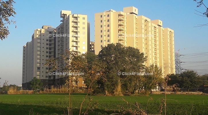 Park Regency Flats for Sale