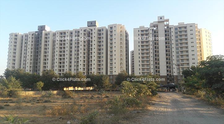 Park Regency Apartments in Jaipur