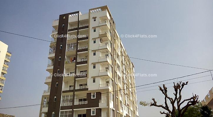 Royal Avenue 2 BHK Flats