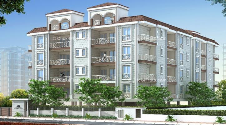 Royal Anmol Apartments