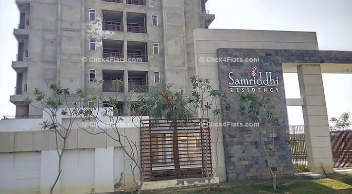Samriddhi Residency Flats for Sale