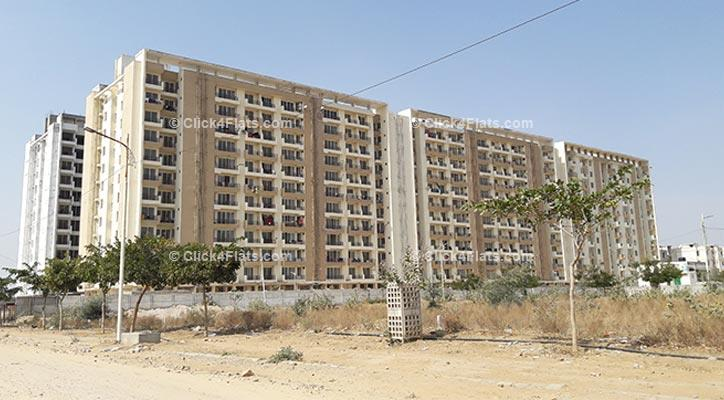 Shankra Residency Luxury Apartments in Jaipur