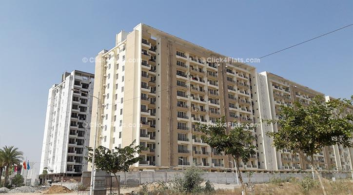 Shankra Residency Flat for Sale