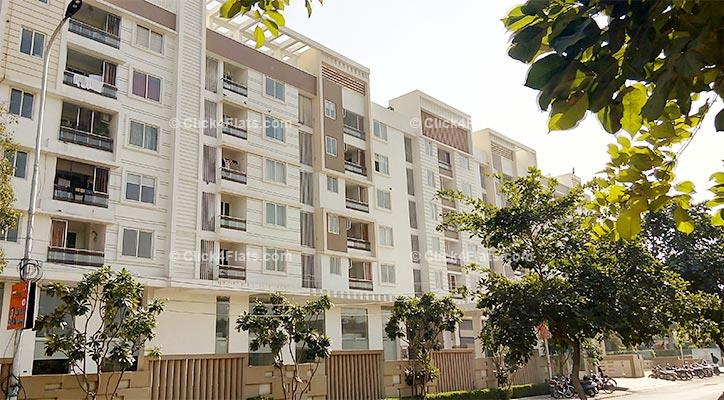 Shivgyan Luxora Apartments in Jaipur