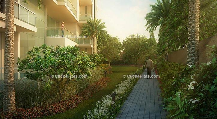 The Crest First Stone Luxury Apartments in Jaipur
