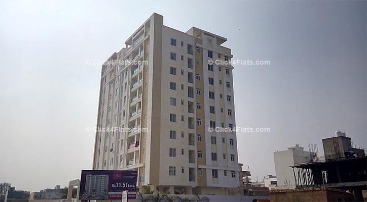 UDB Rakshak Apartments