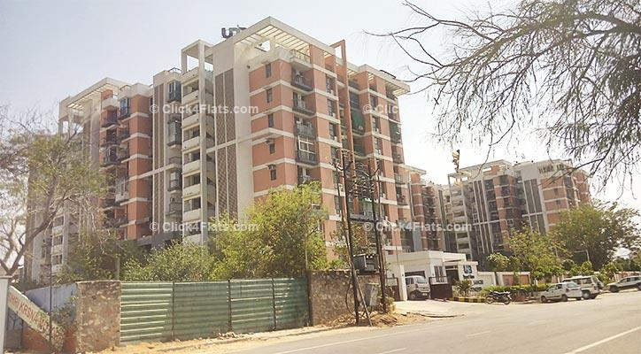 Unique Sanghi Apartments Apartments