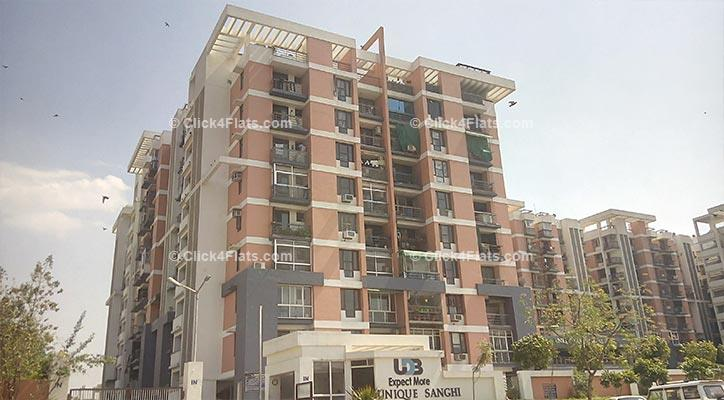Unique Sanghi Apartments Price