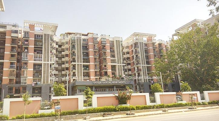 Buy Unique Sanghi Apartments
